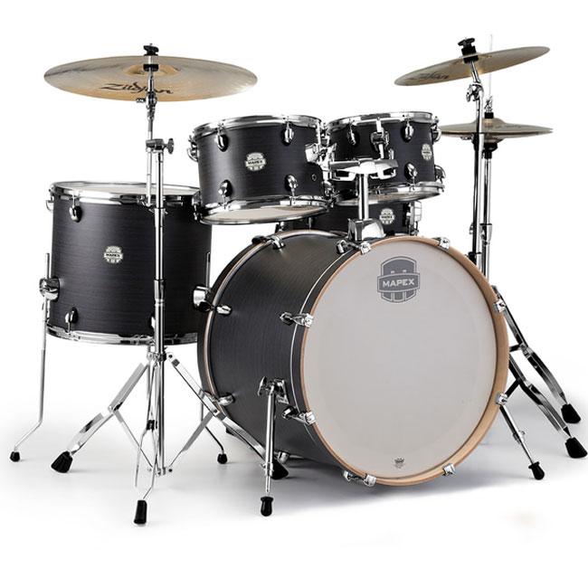 Mapex Storm Rock ST5295F 5Pc Drum Set